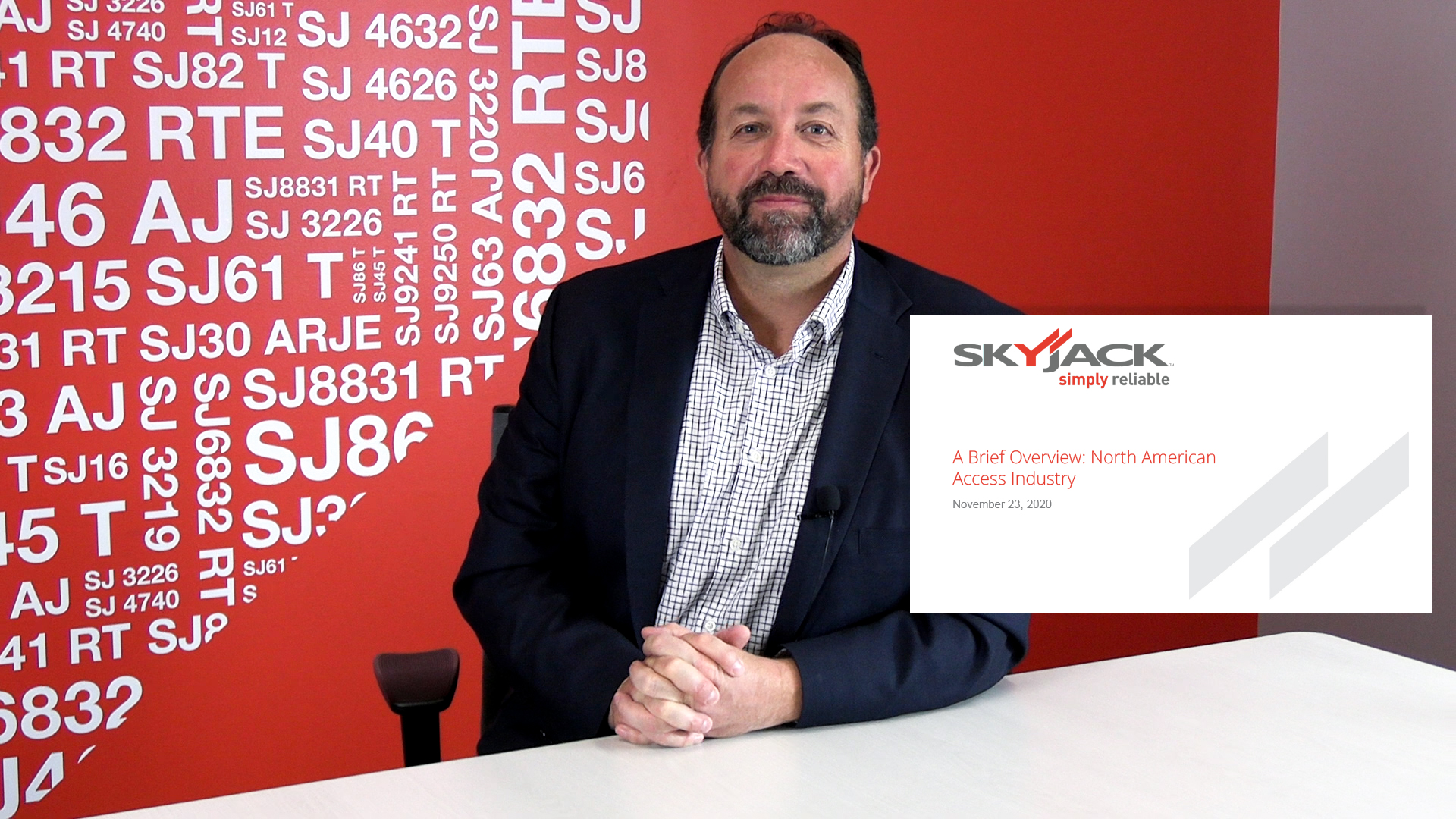 Skyjack President Talks North American Rental at the International Rental Conference China
