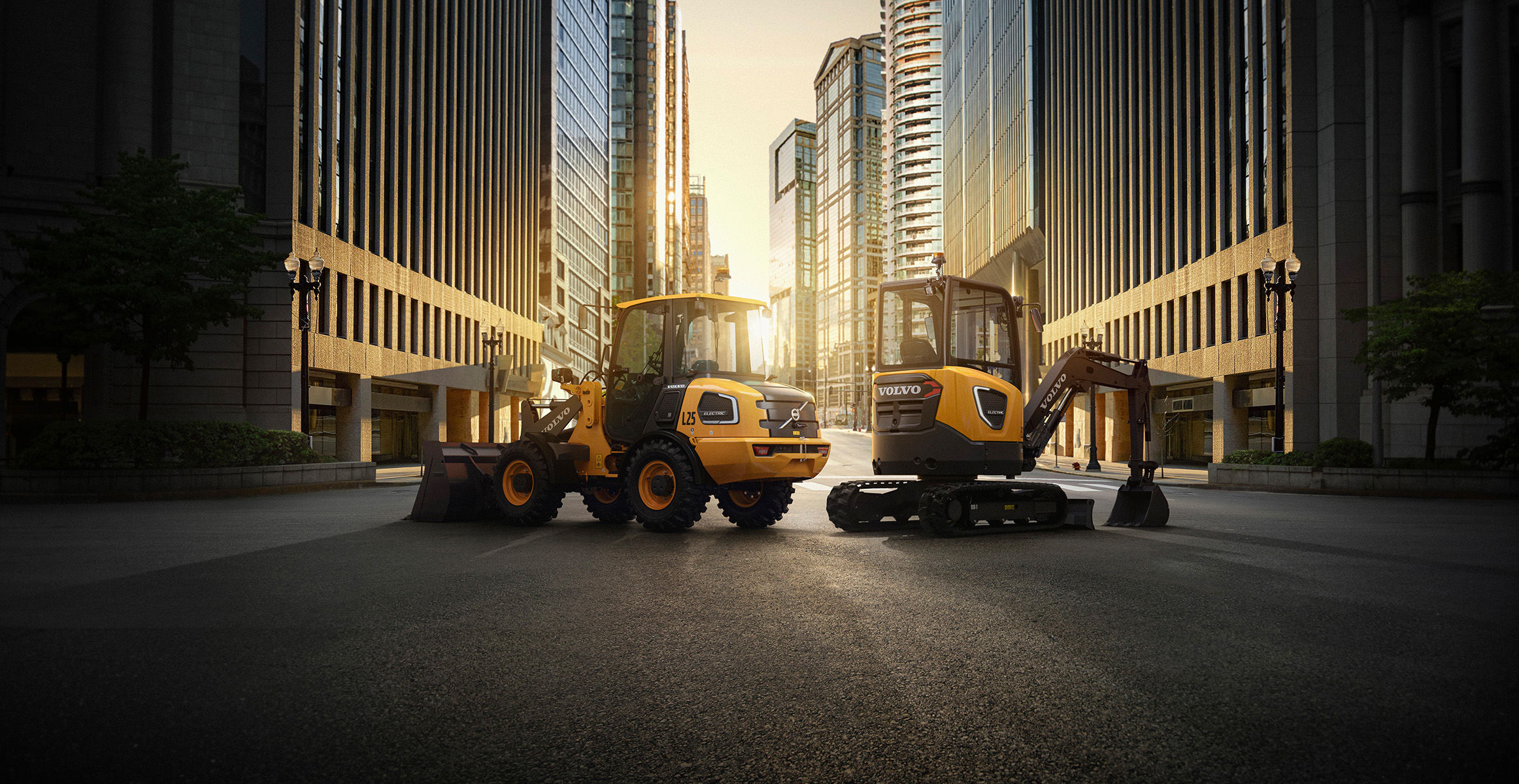 Volvo CE launching two new excavator ranges designed and made in China for China