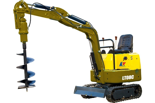 Liteng Machinery LT08C Crawler Excavator